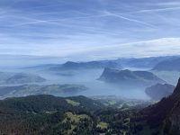 スイス・超弾丸!雲上ハイキング/ピラトゥス山