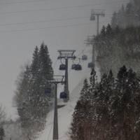 三世代で巡る苗場スキー場の旅3日目 次回会うのはいつになるだろうか。