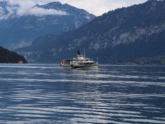 シニアー夫婦のスイスゆっくり旅行30日  (17)インタラーケンからベルンへデイ.トリップです(10月5日)