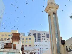 2. サウジ第2の都市ジッダ(Jeddah)の市街地を散策: サウジ、クルディスタン、イスラエル、ヨルダンの旅