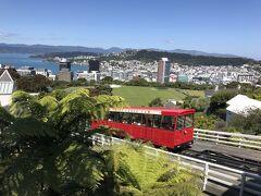 年越しニュージーランド旅行③ ウェリントン 国会議事堂、ケーブルカー、年越しイベント