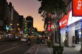 1泊6日 台湾貧乏旅行 台湾三日目・新年快楽編16(東門まで歩いて、一旦ホテルへ)