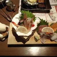 JOECOOL夫婦二人の忘年会@『北海道海鮮にほんいち福島店』