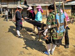 タイとラオスの旅 【8】 ルアンナムター