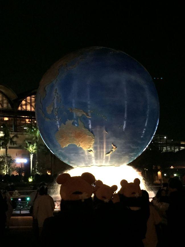 今年3月で終わってしまう、ファンタズミック!を最後に目に焼き付けたい…と言うわけで、東京ディズニーシーに行ってきました。テーマソングが頭の中で、エンドレス!イマジネーション♪♪♪<br /><br />では、パークへゴー!!!<br /><br />当日の開園時間: 8:00~18:30<br />スペシャルイベント: ピクサー・プレイタイム<br />当日の天気: くもり 最低7.2 最高14.2<br />プライオリティーシーティング: なし<br /><br /><br />日程: 一泊二日<br />1日目: ディズニーでお泊まり!~少しチープ?な前泊編~<br />2日目: 本投稿