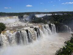 南米旅行 イグアスの滝 ブラジル編①