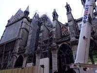 2019秋旅 ☆ノートルダム大聖堂の火災 ☆コンコルド広場、バスティーユ広場でフランスの歴史を学ぶ