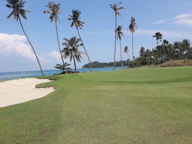 バタム島「Palm Springs Golf & Country Club」の個人予約でのラウンド概要になります。