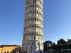 年末年始◎イタリア旅行◎5日目<ピサ・フィレンツェ>