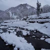みちのく湯旅【2】~雪降り積もる肘折の湯~