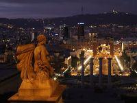 スペイン・ポルトガル旅行記 Part6:モンジュイック城とカタルーニャ美術館(12/28)