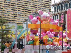 シンガポール、チャイナタウンでの旧正月(春節)