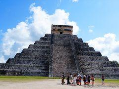 2019年末旅はメキシコへ!⑥Wセノーテ、チチェンイツァ、ピンクレイク観光!