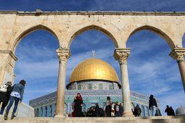 先人達からの力を頂く旅(9)アザーンが流れる中を、キリスト教巡礼者達が歩き、ユダヤ教徒が壁の前で祈る街エルサレム