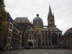 2019秋 独白ルクセンブルク ③ベルギー入国前に、世界遺産登録第一号のアーヘン大聖堂へ