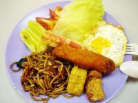 マレーシアでも食べていました