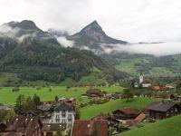 シニアー夫婦のスイスゆっくり旅行30日  (18)インタラーケンからチューリッヒに移動します(10月6日)