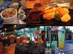 25周年記念 クック諸島 Day4-7(美味しいラム肉♪Bounty Restaurant & Bar)