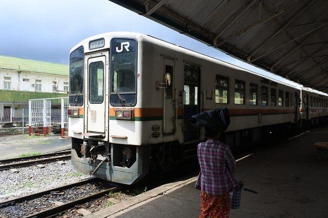 2019年は、タイを中心に結構な頻度で訪問しているが、VISA免除の間にミャンマー(ヤンゴン)訪問を決行。<br />帰路は、毎度のごとくバンコクにてエンジョイ!<br />7/10 JAL228 関空21:00→22:25羽田<br />7/11 JAL033 羽田00:40→05:00バンコク WE303 07:55→8:50ヤンゴン<br />7/13 FD252 ヤンゴン08:30→10:15 ドンムアン<br />7/15 JAL708 バンコク08:05→16:20 成田 JAL3009 18:25→19:40伊丹<br />宿泊先:<br />7/11&#12316;7/13 ヤンゴン:パークロイヤルホテルヤンゴン 2泊<br />7/13&#12316;7/14 Iレジデンスホテル<br />7/14&#12316;7/15 アライズホテルスクンビット