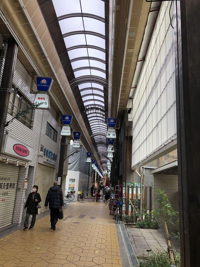 桃谷から始まった大阪周遊ツアーはまた梅田に舞い戻ってきました。