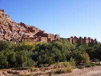 ハムデゥリッラー モロッコ 8.アイト・ベン・ハッドゥーとアルガンオイルの思い出