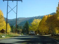 カリフォルニア州 ジューン レイク ループ ロード