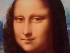 ダ・ヴィンチ没後500年・夢の実現展で,複製・復元画だがダ・ヴィンチ絵画全16作品を観ることが出来た