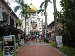 家族3世代でのシンガポール旅行 �2