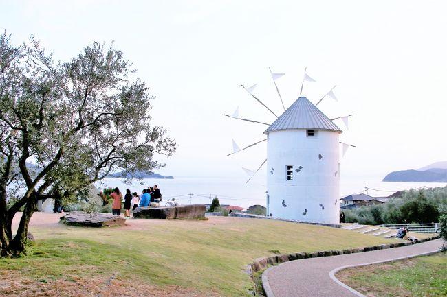 日本の絶景を求めて徳島・高松・岡山へ  (3) 初めての小豆島 いざ上陸