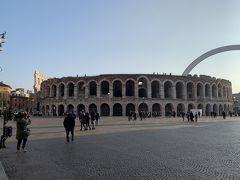 パドヴァを拠点にベローナへ行く