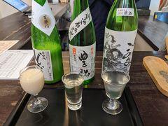 奈良で日本酒を