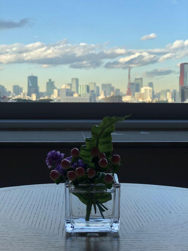 たまにくる、ホテルに引きこもりたい欲。<br />年始に散々引きこもったじゃないかと思ったけども、勢いで予約。<br />品川のプリンスホテル群の中で、前から気になっていたザ・プリンス さくらタワー東京。