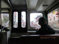 江南周遊(45)ツアーバスの中で。