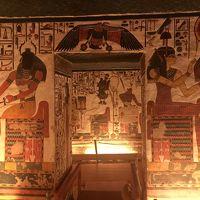 2019〜2020年末年始・エジプト旅行④ルクソール西岸観光