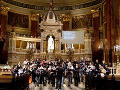 2019.10ハンガリー・ウイーン旅行15-聖イシュトヴァーン大聖堂