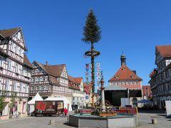 心の安らぎ旅行(2019年春 Schorndorf ショルンドルフ Part5 Rathaus 市庁舎♪)