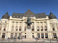 ルーマニアの首都ブカレスト