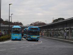 つくば日記【2】短期滞在の交通弱者、電車&バスで乗り切る!
