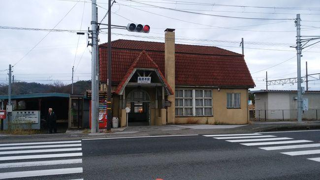 2020年冬旅[2]近江鉄道 鳥居本