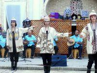 中央アジアの旅 第14日目 ブハラ市内観光 �
