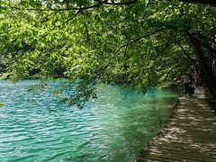 喜寿記念スロヴェニア・クロアチア12日間旅行記⑩プリトヴィツェ湖群・下湖群を歩く