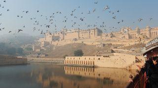 ★年末年始の初インド一人旅★DAY3前編【ジャイプール】アンベール城⇒ジャイガル要塞
