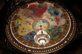 ロンドン・パリ・ディズニーの旅ふたたび5日目~パリ買い出しとオペラ座の怪人の舞台、そしてディズニーランドパリへ