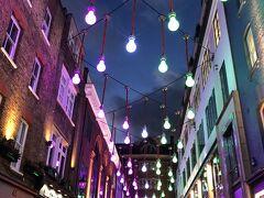 冬のロンドン徘徊記 ③ロケ地巡礼と芝居と歩き倒れ日記