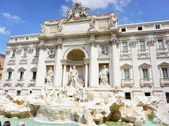 最後はローマ 圧巻の歴史的建造物と都会のおしゃれを実感