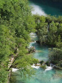 喜寿記念スロヴェニア・クロアチア12日間旅行記⑪プリトヴィツェ湖群・上湖群を歩く