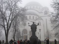 ベオグラードの冬