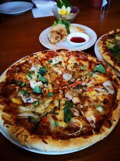 まうまう流バリ島攻略 特別企画 サヌールでワイワイ PapaPizza & Pasar Sinduh