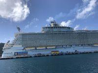 オアシス・オブ・ザ・シーズで行くカリブ海8日間の旅①オーランド~セントマーチン