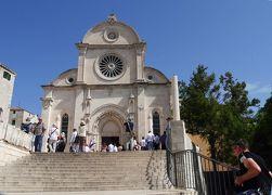 喜寿記念スロヴェニア・クロアチア12日間旅行記⑬シベニクの街歩き